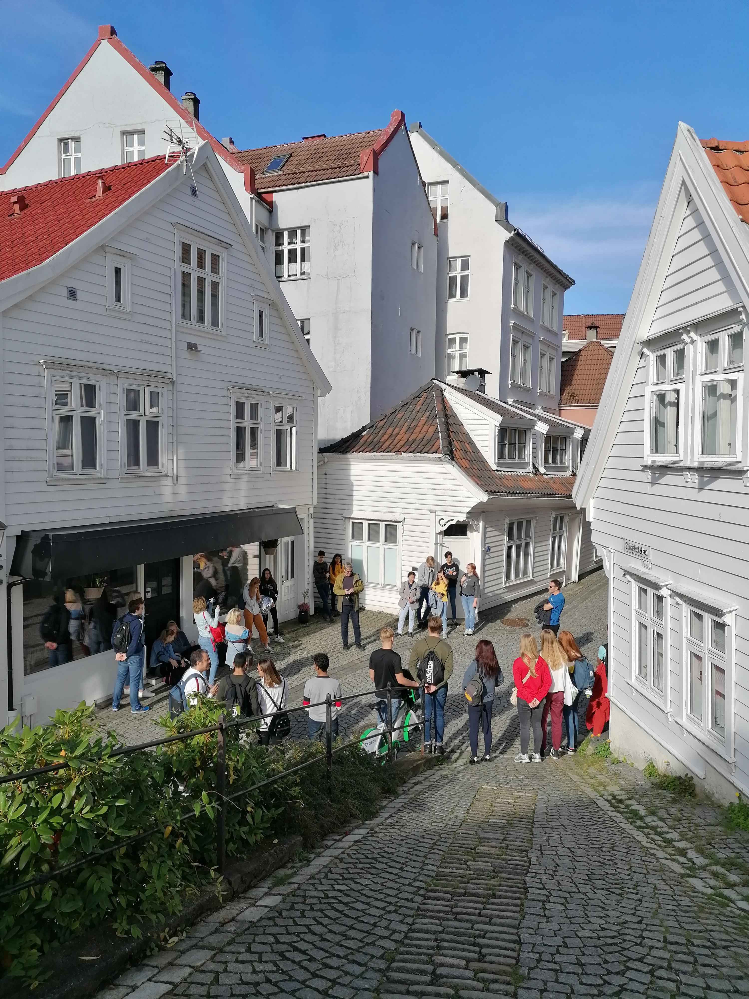 Erasmus+ Norwegen